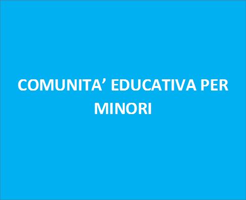 cOMUNITà EDUCATIVA MINORI 2