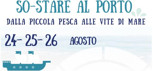 So-stare al Porto: eventi in programma della Vivere Verde Onlus