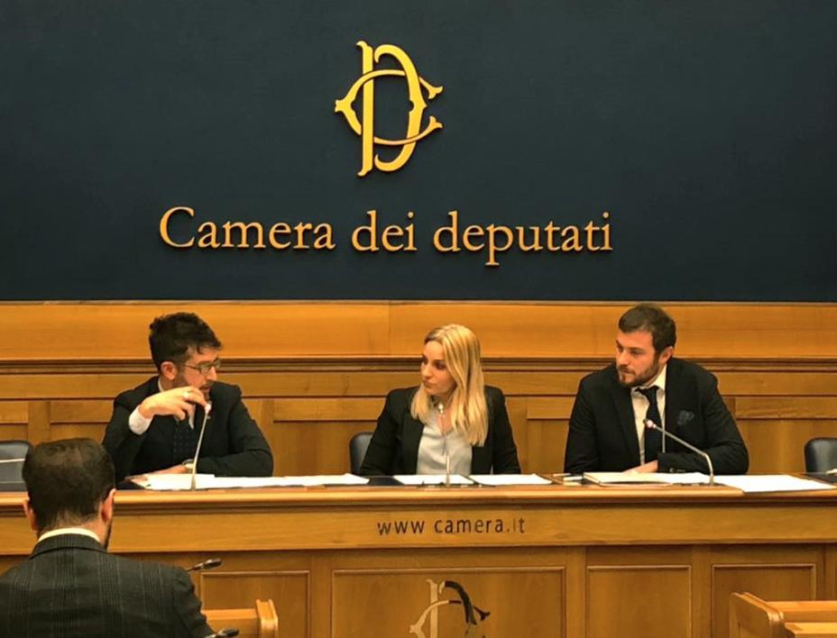 Conferenza stampa alla camera dei deputati vivere verde for Camera deputati rassegna stampa