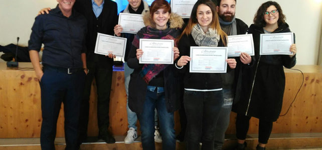 Concluso il corso interno per gli Educatori della Vivere Verde Onlus