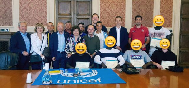 """La Vivere Verde Verde per il progetto """"Insieme per i bambini e giovani migranti"""""""