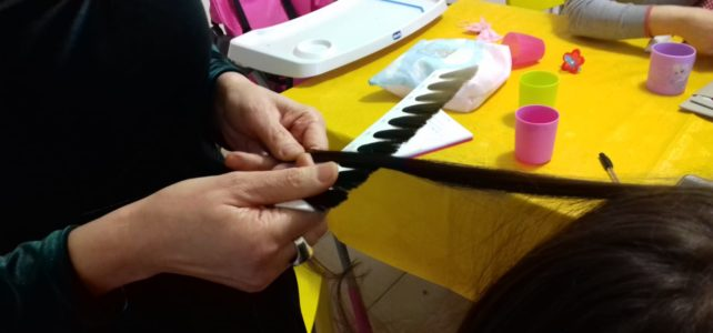"""Al via il progetto """"Salone in Movimento: Viaggio dai Capelli alla Felicità"""""""