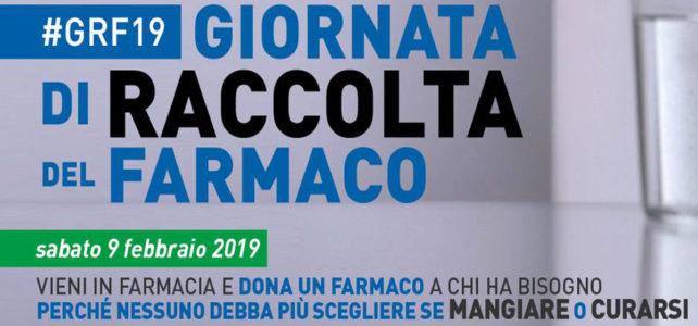 Dona un farmaco – Giornata mondiale del farmaco 2019