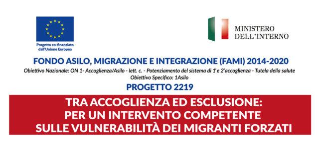 Tra accoglienza ed esclusione: per un intervento competente sulle vulnerabilità dei migranti forzati