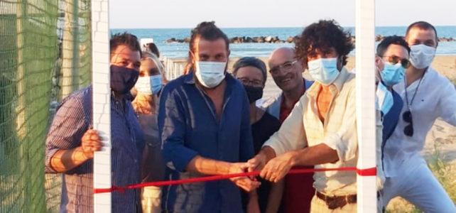"""""""Oasi del Fratino"""" una spiaggia sociale"""