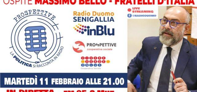 Massimo Bello – Fratelli D'Italia – #1